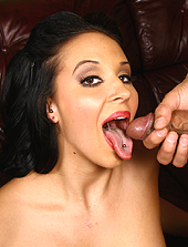 Spunk mouth envi