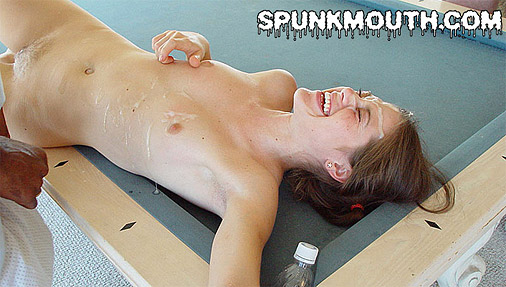 Makenzie spunk mouth tube sexi Every